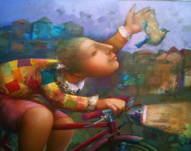Alvaro reja _ pintura onírica
